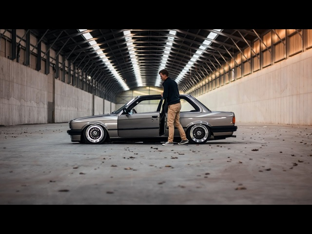 Dimii's Beautiful <em>BMW</em> E30 | Air Lift Performance
