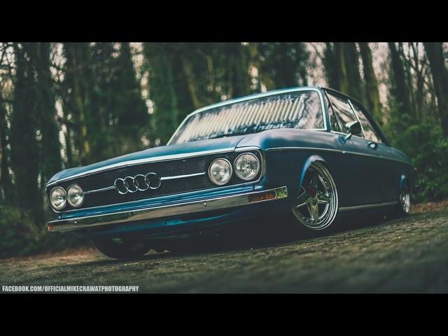 MikeCrawatPhotography: <em>Audi</em> 100LS C1 | AccuAir | HPDrivetech
