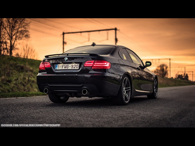 MikeCrawatPhotography: Milan's <em>BMW</em> 335i | 340hp
