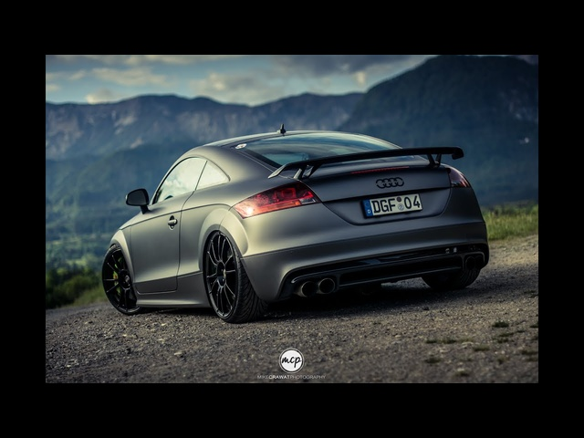MikeCrawatPhotography: RS Hardcore Gepfeffert <em>Audi</em> TT S Coupé | OZ Wheels