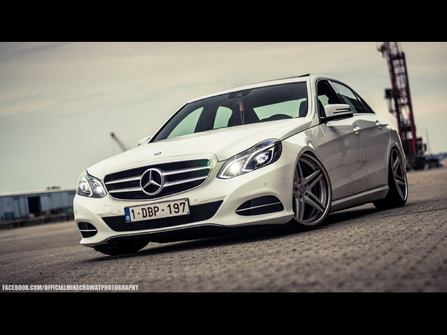 MikeCrawatPhotography: <em>Mercedes</em>-Benz / AccuAir Suspension / DPE Wheels