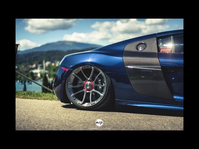 <em>Audi</em> R8 V8 -Messer Wheels & HP Drivetech