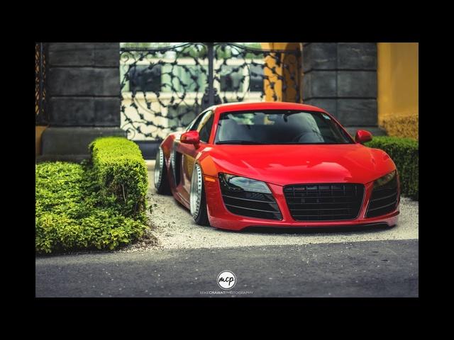 BSCarstyling's <em>Audi</em> R8 -HP Drivetech & Messer Wheels