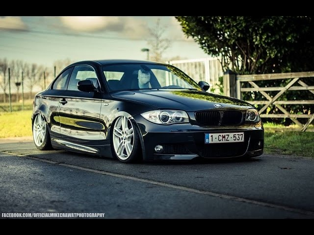 MikeCrawatPhotography: <em>BMW</em> 1 Serie - AccuAir Suspension + E-level