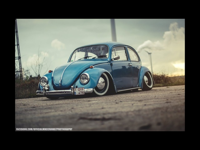 MikeCrawatPhotography: 1972 <em>Volkswagen</em> Bug on Air.