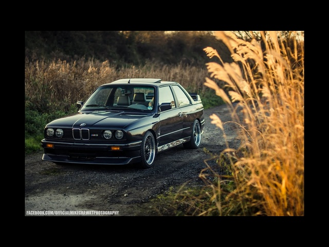 MikeCrawatPhotography: <em>BMW</em> E30 M3 Cecotto Edition #179/505