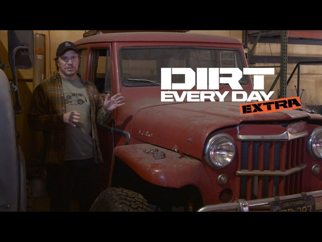 Willys Wagon Preview - Dirt Every Day Extra