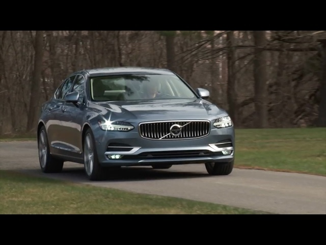 2017 Volvo S90 - Full Review of Volvo's New Flagship