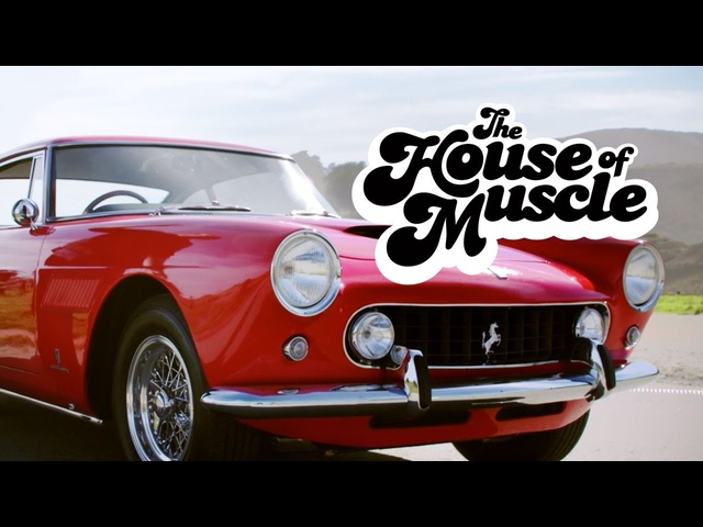Chevy-Swapped 1962 Ferrari 250 GTE! - The House Of Muscle Ep. 5