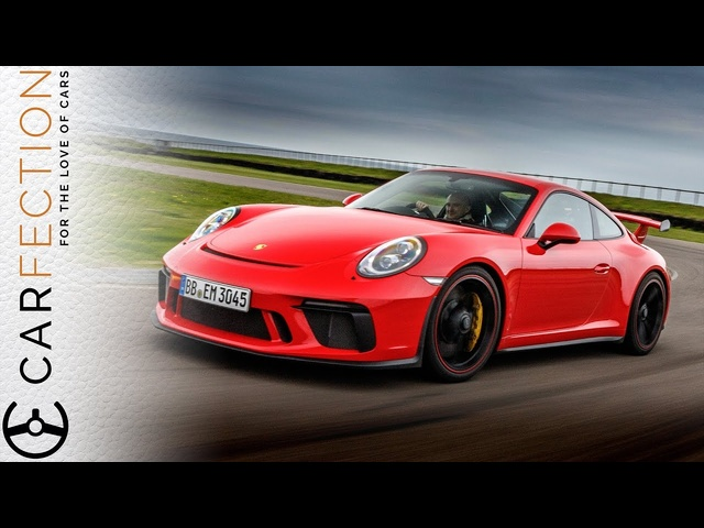 2018 <em>Porsche</em> 911 GT3: Unleashed On Track - Carfection