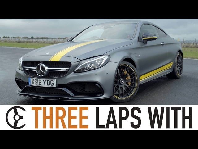 <em>Mercedes</em>-AMG C63 S Edition 1: Three Laps With - Carfection