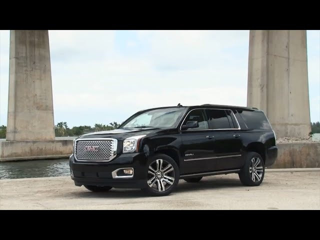 2017 <em>GMC</em> Yukon XL Denali - Hammes Family Vacation Review | TestDriveNow
