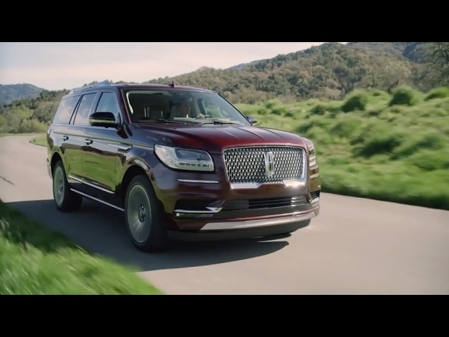 2018 Lincoln Navigator - New York Auto Show