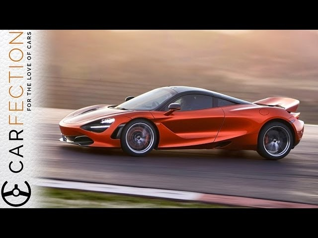McLaren 720S: New Weapon In The Supercar Arms Race - Carfection