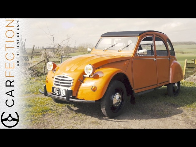 Citroen 2CV: Can The Classic Still Cut It? - Carfection