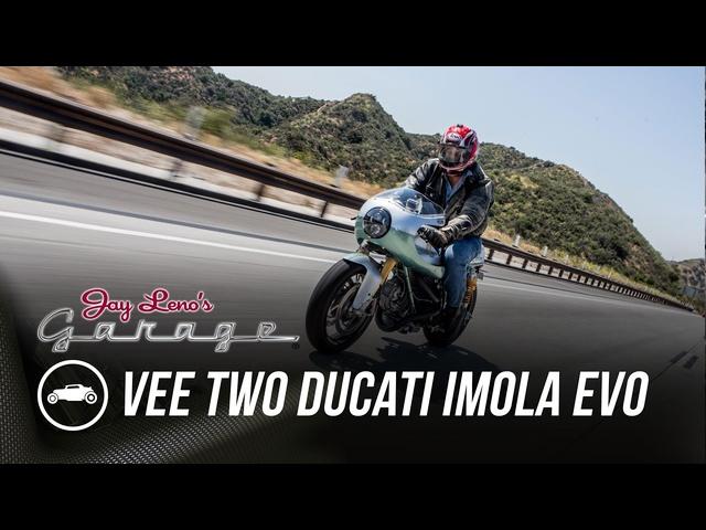 Vee Two Ducati IMOLA EVO -Jay Leno's Garage