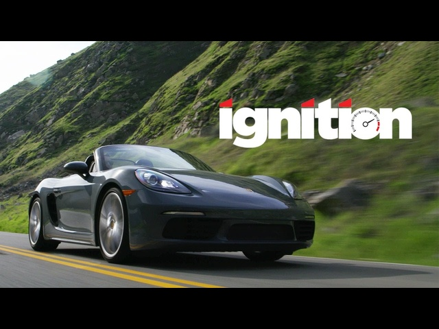 2017 <em>Porsche</em> 718 Boxster S: Four's A Party - Ignition Ep. 171