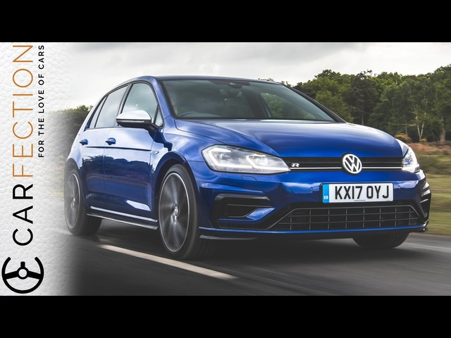 2017 VW Golf R: Not Perfect, But Damn Near Close - Carfection