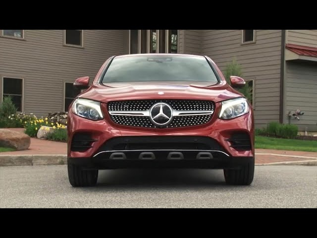 2017 <em>Mercedes</em>-Benz GLC Coupe - Full Review