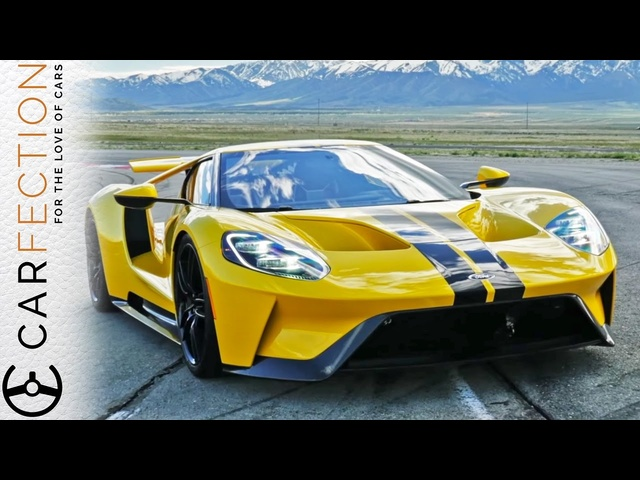 2017 <em>Ford</em> GT: Driven On Track - Carfection