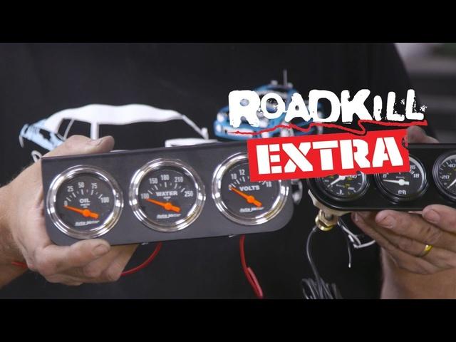Tech Advice: Electric vs Mechanical Gauges -Roadkill Extra