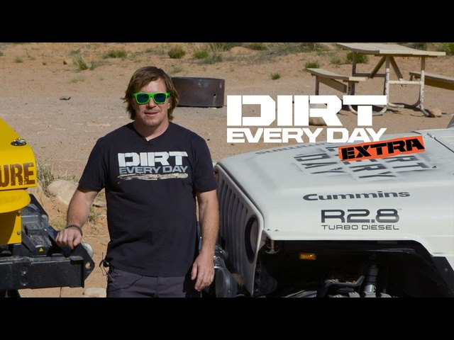 Jeep vs. Jeep - Dirt Every Day Extra