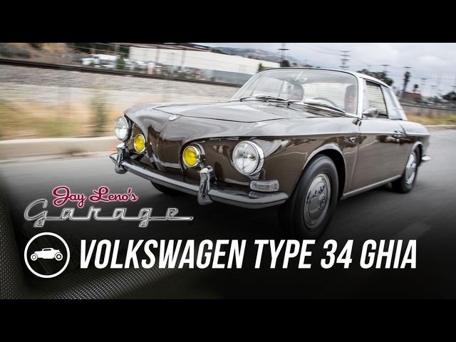 1964 <em>Volkswagen</em> Type 34 Ghia -Jay Leno's Garage