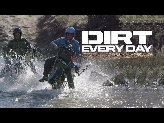 Overlanding Minibike Mayhem - Dirt Every Day Ep. 63