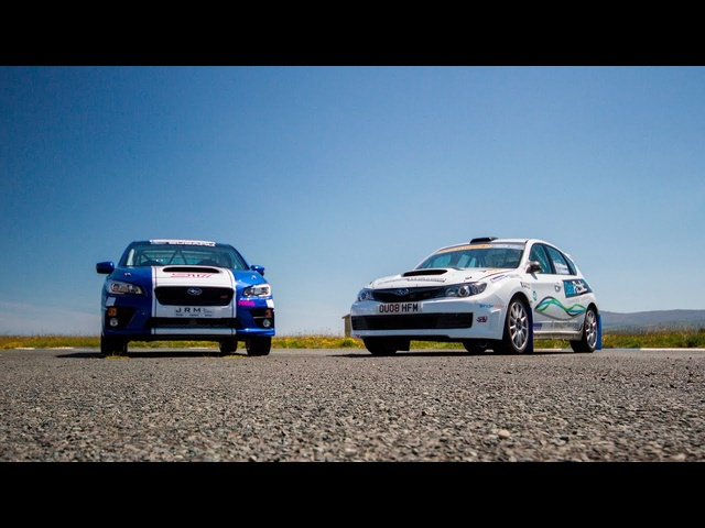 Breaking Records and Rallying <em>Subaru</em>s on the Isle of Man [Episode 14] - /MY LIFE AS A RALLYIST