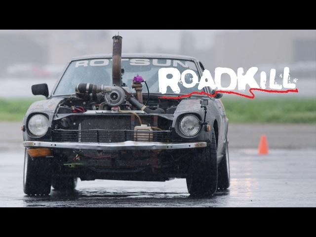 Junkyard Turbo 5.0 Power for the Rotsun! -Roadkill Ep. 64