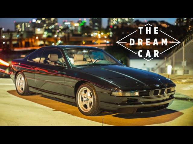 The <em>BMW</em> 850CSi Is Still The Ultimate Dream Car