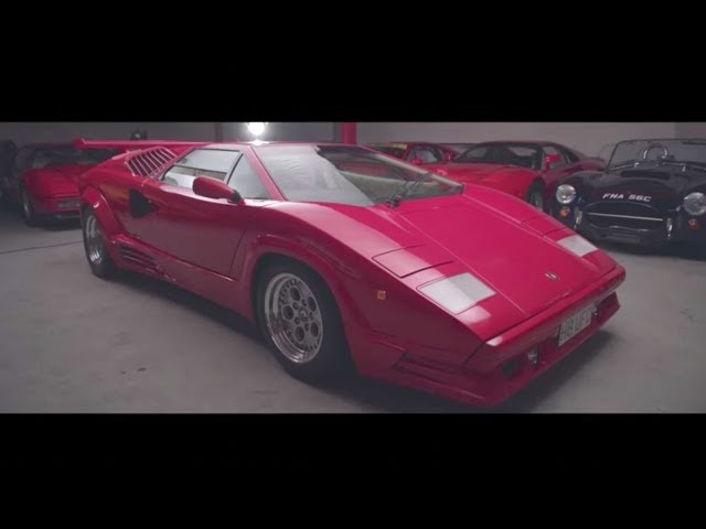 Lamborghini Countach 25th Anniversary Is Amazing -- /DRIVEN