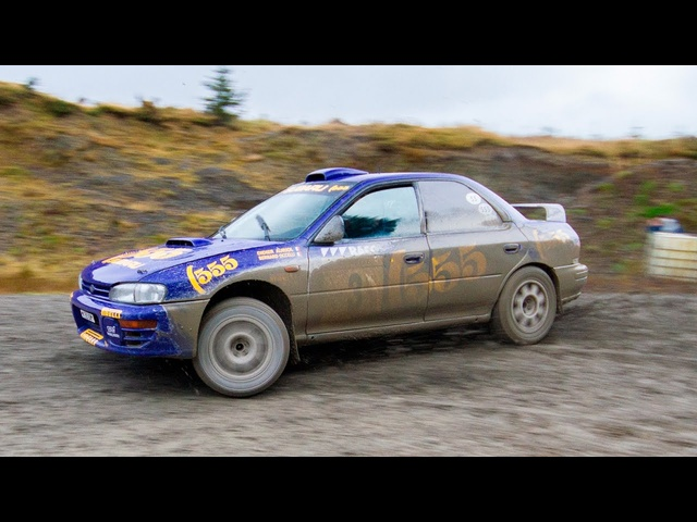 Colin McRae Tribute <em>Subaru</em>s at Wales Rally GB [Episode 15]- /MY LIFE AS A RALLYIST