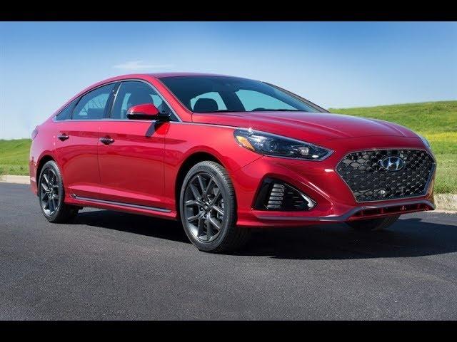 2018 Hyundai Sonata -New York Auto Show | TestDriveNow