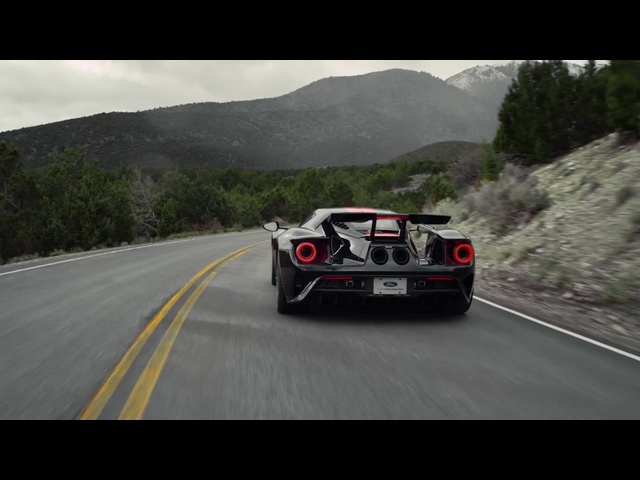 Get to Know the 2017 Ford GT