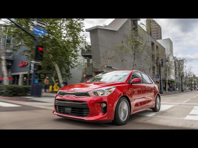 2018 Kia Rio -New York Auto Show | TestDriveNow
