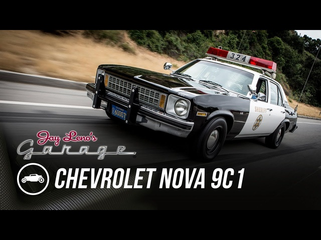 1978 Chevrolet Nova 9C1 -Jay Leno's Garage