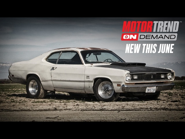New This June 2017 on Motor Trend OnDemand
