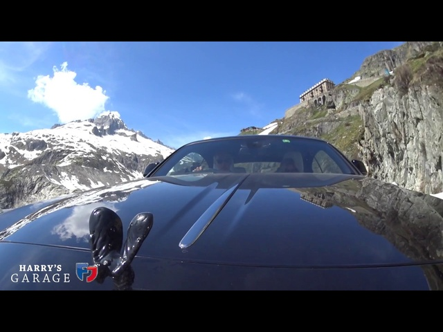 Rolls Royce Wraith Black Badge review. 2000 mile trip to Villa d'Este