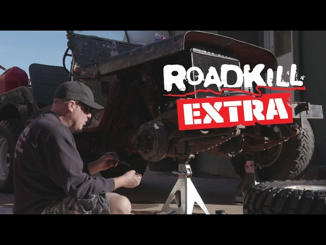 Roadkill <em>Jeep</em> Episode Bloopers and Outtakes - Roadkill Extra