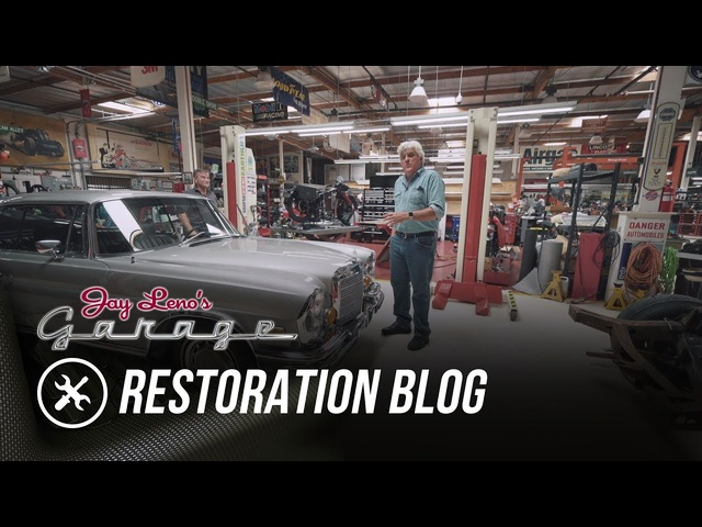 Restoration Blog: June 2017 - Jay Leno's Garage