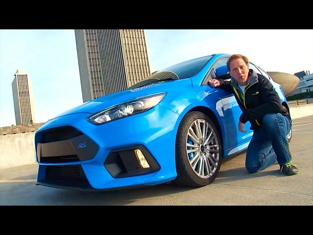 2017 <em>Ford</em> Focus RS - Complete Review | TestDriveNow