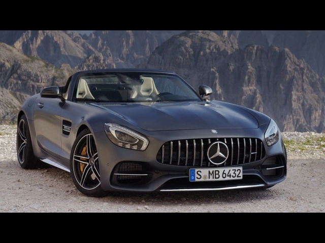 2018 <em>Mercedes</em>-AMG GT C Roadster - First Look