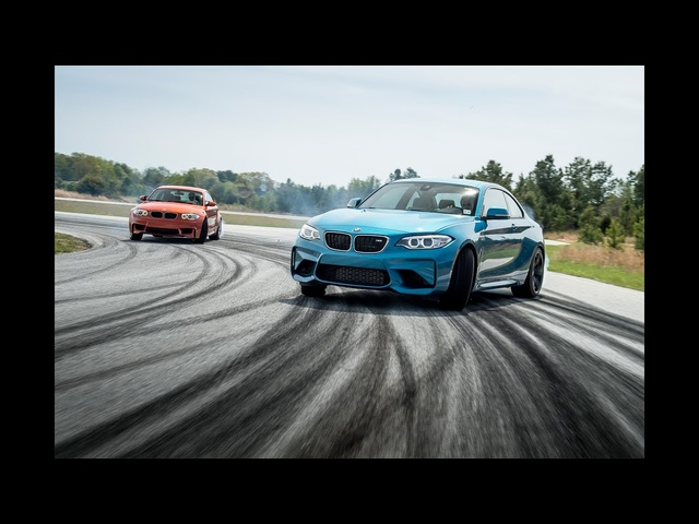 2 vs 1: Our Four Seasons <em>BMW</em> USA M2 travels to the Carolinas to meet its predecessor