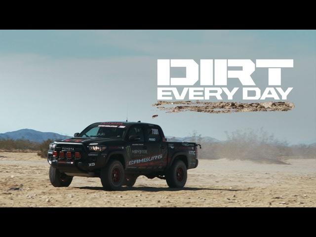 Building a Toyota Tacoma Desert Racer for the Mint 400 - Dirt Every Day Ep. 64