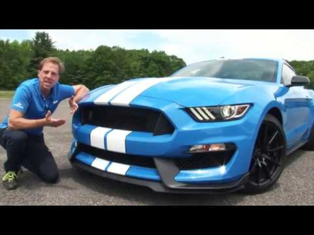 2017 <em>Ford</em> Shelby GT350 Mustang - Complete Review | TestDriveNow