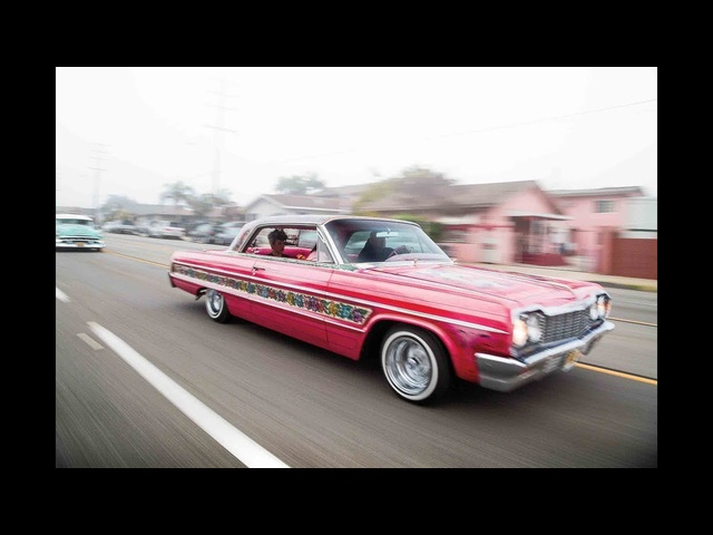 Gypsy Rose: Lowrider Legend