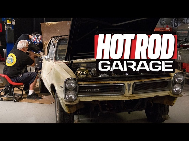 Ultimate Road Trip Build: Bare Frame to Driver in 2 Days! -Hot Rod Garage Ep. 52