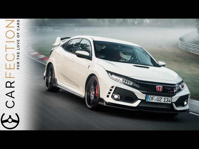 2018 Honda Civic Type R: Looks Fast But Is That Enough? - Carfection