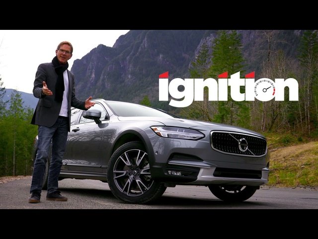 2017 Volvo V90 Cross Country: The Wagon Is Back - With an Off-Road Twist! - Ignition Ep. 174